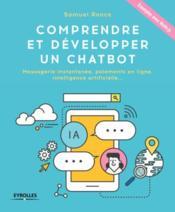 Comprendre et développer un chatbot - Couverture - Format classique