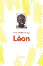 Léon - Couverture - Format classique