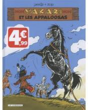 Yakari T.31 ; Yakari et les Appaloosas - Couverture - Format classique