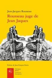 Rousseau juge de Jean Jaques ; manuscrit Condillac , avec les variantes ulter - Couverture - Format classique