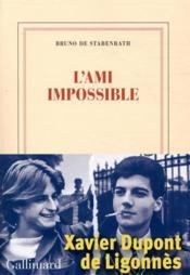 L'ami impossible - Couverture - Format classique