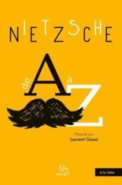 Nietzsche de A à Z - Couverture - Format classique