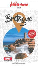 GUIDE PETIT FUTE ; REGION ; Bretagne (édition 2021) - Couverture - Format classique