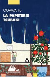 La papeterie Tsubaki - Couverture - Format classique