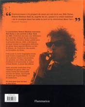 Bob Dylan : no direction home - 4ème de couverture - Format classique