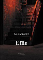 Effie - Couverture - Format classique