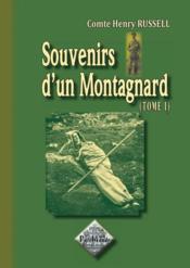 Souvenirs d'un montagnard t.1 - Couverture - Format classique