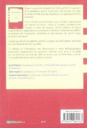 Droit Du Travail (23e Edition - 4ème de couverture - Format classique