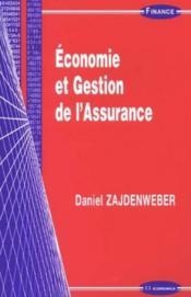 Economie Et Gestion De L'Assurance - Couverture - Format classique