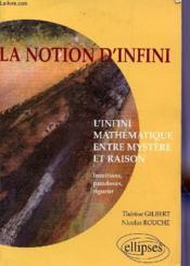 La Notion D'Infini L'Infini Mathematique Entre Mystere Et Raison Intuitions Paradoxes Rigueur - Couverture - Format classique