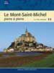 Le Mont Saint-Michel pierre à pierre - Intérieur - Format classique