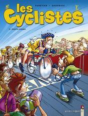 Les cyclistes t.3 ; photo finish - Intérieur - Format classique