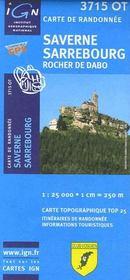 Saverne ; Sarrebourg - Intérieur - Format classique