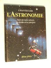 L'Astronomie - Intérieur - Format classique