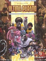 Ultima Parano T.1 ; Ghosttown Gangster - Intérieur - Format classique