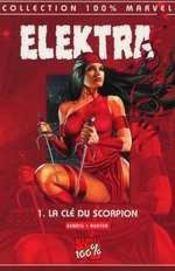 Elektra t.1 ; la clé du scorpion - Intérieur - Format classique