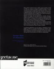 Voyage dans le Finistère ; ou état de ce département en 1794 et 1795 - 4ème de couverture - Format classique