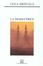 Traductrice (la) - Intérieur - Format classique