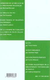Cahiers villard de honnecourt t.51 ; de la caverne a la parole perdue et retrouvee - 4ème de couverture - Format classique