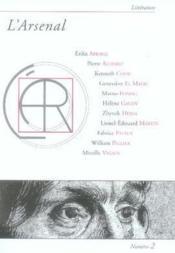 L'arsenal, n.2 - Couverture - Format classique