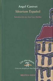 Idearium Espanol - Intérieur - Format classique