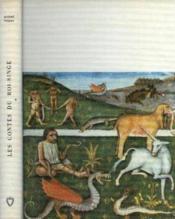 Les contes du roi singe - Couverture - Format classique