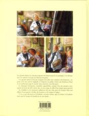 Charlotte et le Douanier Rousseau - 4ème de couverture - Format classique