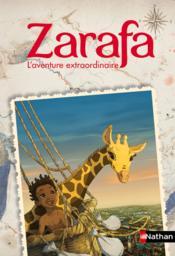 Zarafa ; l'aventure extraordinaire - Couverture - Format classique