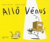 Allô Vénus - Couverture - Format classique