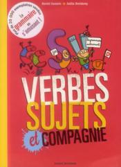 Verbes, sujets et compagnie - Couverture - Format classique