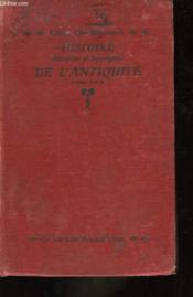 Histoire Narrative et Descriptive de l'Antiquité. - Couverture - Format classique