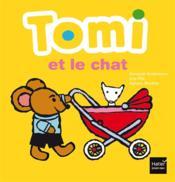 Tomi et le chat - Couverture - Format classique