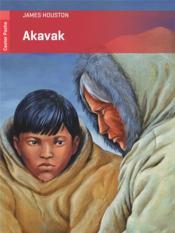 Akavak - Couverture - Format classique