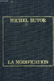 La Modification - Couverture - Format classique
