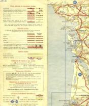 Carte N°97. Routes Et Ponts. Mars 1948. Etat Des Routes, Mecaniciens, Hotels, Bonnes Tables. - Couverture - Format classique