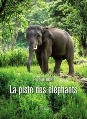 La piste des éléphants - Couverture - Format classique
