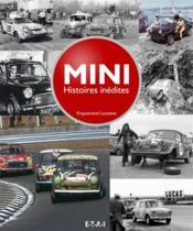 Mini ; histoires inédites - Couverture - Format classique