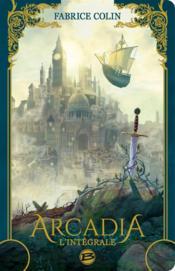 Arcadia ; intégrale - Couverture - Format classique