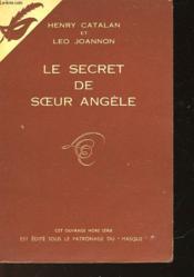 Le Secret De Soeur Angele - Couverture - Format classique