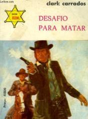 Desafio Para Matar - N°285 - Couverture - Format classique
