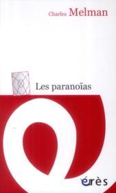 Les paranoïas - Couverture - Format classique