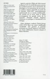 Oeuvres complètes t.11 ; 1944-1947 - 4ème de couverture - Format classique