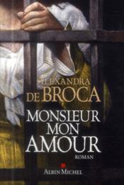 Monsieur mon amour - Couverture - Format classique