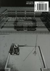 Prison school T.3 - 4ème de couverture - Format classique