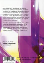 Stroboscopie - 4ème de couverture - Format classique