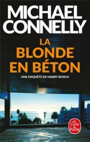 La blonde en béton - Couverture - Format classique