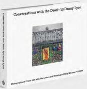 Conversations with the dead - Couverture - Format classique