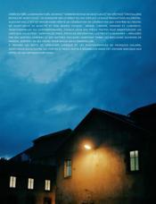 Les cristalleries Saint-Louis - 4ème de couverture - Format classique