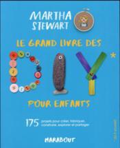 Le grand livre des loisirs créatifs pour kids - Couverture - Format classique