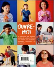 Le grand livre des loisirs créatifs pour kids - 4ème de couverture - Format classique